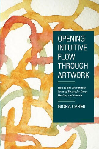 Opening Intuitive Flow Through Artwork